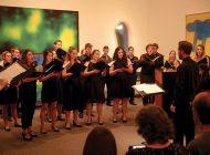 Chamber Choir Harmonizes to the Heavens