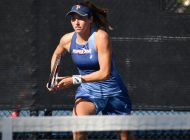 Luisa Stefani Stays Undefeated, Leads Pepperdine to a 6-1 Win over Penn