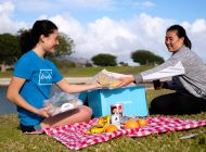 Delivery Service Provides Healthy Meals with a Cost