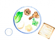 Symbols in the Seder: The Passover Dinner