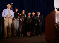 Six Honored at Hall of Fame Induction Event