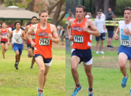 Pepp Cross Country and Track Boasts a Double Threat with Wells Twins