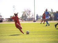 Women's Soccer Cruises Past San Diego on Senior Day