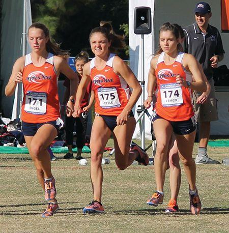 womens x country