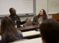 Randy Jackson Mentors Students about Career, Life