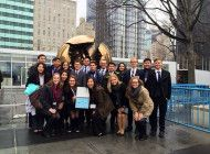 MUN Students PUNT Away, Win 6 Awards