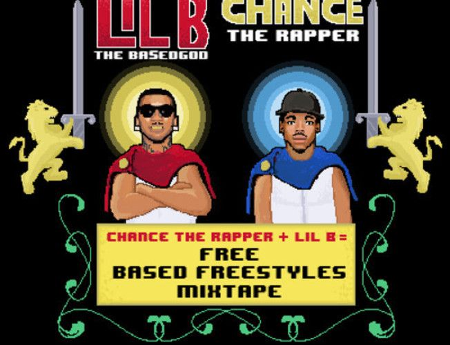 lil b chance the rapper deconstruct form with new mixtape free