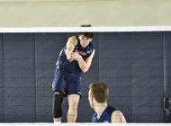 No.6 Pepperdine defeats USC in straight-set sweep