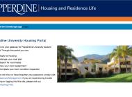 Students Register for Housing Using StarRez