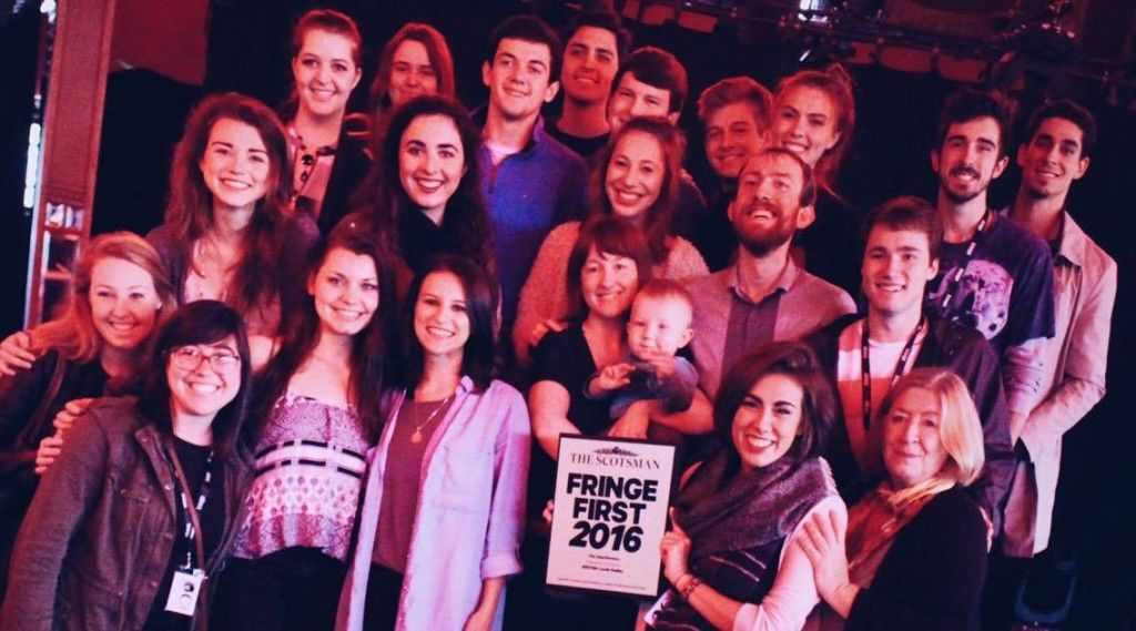Scotsman Fringe First Award