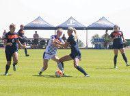 Women's Soccer Endures Tough Homestand