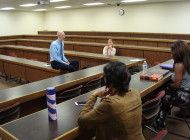 Dean of Graduate Studies Continues the Conversation of Diversity