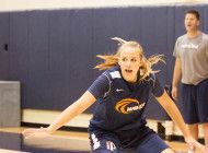 The Future Looks Bright for Women's Basketball Freshmen