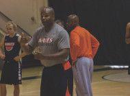 Men's Basketball Coach Marty Wilson Talks About The Upcoming Season