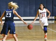 Women's Basketball Blownout BYU and Saint Mary's at Home