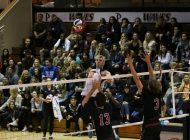 Men's Volleyball Falls to Stanford in Conference Opener