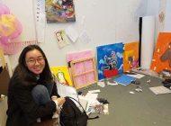 Artists Corner: Yena Kim