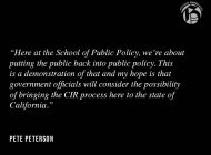 School of Public Policy Gets Ready for Healthy Democracy