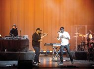 Black Violin Shatters Stereotypes in Smothers