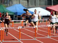 Waves Track Breaks Records in Fullerton