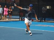 Men's Tennis Opens Conference Play with Wins