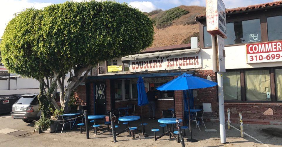Malibu Hidden Gem The Country Kitchen Pepperdine Graphic