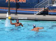 Undefeated: Men's Water Polo Stays Hot Through Two-tournament Weekend