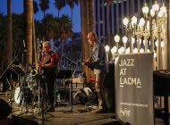 Live Jazz at LACMA Livens the Night