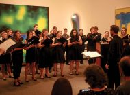 Chamber Choir Harmonizes to the Heavens