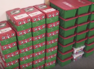 Thank You Thursday: Operation Christmas Child