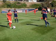 Women's Soccer Shuts Out Cal State Fullerton in NCAA First Round, 1-0