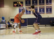 Men's Basketball falls to Saint Mary's, 91-67