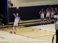 No. 12 Men's Volleyball sweeps Princeton, 3-0