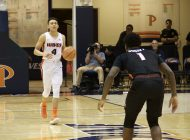 Men's Basketball fall to Pacific late, 81-72