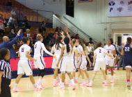 Paige Fescke's career night leads Women's Basketball over LMU, 85-74