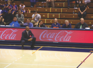 Men's Basketball will not retain Head Coach Marty Wilson at end of season