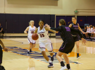 Yasmine Robinson-Bacote named WCC Player of the Week