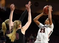 Timely Threes, Key Stops Propel Pepperdine past Santa Clara in the WCC Tournament First Round