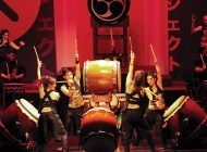 TAIKOPROJECT Brings Culture and Innovation to Smothers Theatre