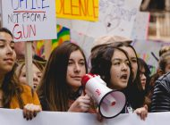 Students and Teachers Participate in Gun Control Movement