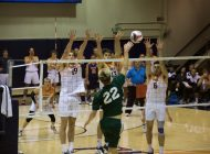 Men's Volleyball Sweeps Through Busy Weekend