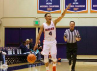 With Confidence and Clutch Shots, Colbey Ross Gives Men's Basketball a Bright Future