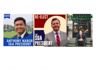 Candidates for SGA President Discuss Their Goals