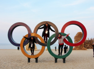 Waves in Pyeonchang: Lee Sisters Volunteer at 2018 Winter Olympics