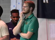 Swim and Dive Announce Notre Dame's Joe Spahn as new Head Coach
