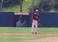 Baseball Honors Former Pitcher Randy Wolf