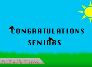 GNews: Seniors Say Goodbye