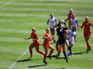 Women's Soccer Dominates Third Consecutive Game