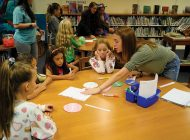 Pepp Regents' Scholars Host Math Night for Local Children