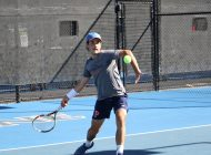 Men's Tennis Hosts ITA Southwest Regionals